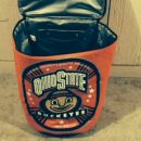 Custom cooler bags on rolls that holds  over 30 -12oz. cans