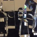 Customized glass and crystal awards